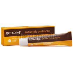 Betadine Anticeptic Ointment 10gm