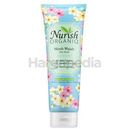 Nurish Organiq Face Scrub 75ml