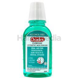 Oradex Everyday Mouthwash 250ml