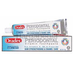 Oradex Periodontal Toothpaste 175gm