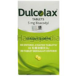 Dulcolax Tablet 30s