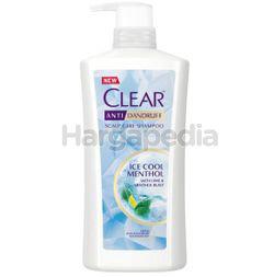 Clear Ice Cool Menthol Shampoo 650ml