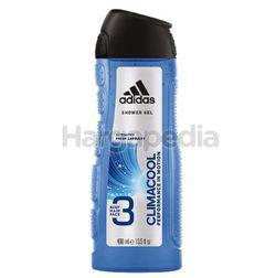 Adidas Men Climacool Shower Gel 400ml