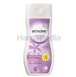 Betadine Feminine Liquid Wash 50ml