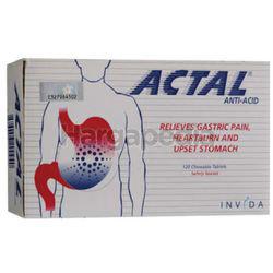 Actal Tablet 120s