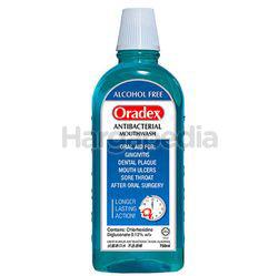 Oradex Anti-Bacterial Mouthwash 750ml
