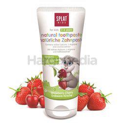 Splat Kids 2-6 Years Cherry Wild Strawberry Toothpaste 50ml