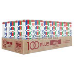100Plus Isotonic Berry 24x325ml