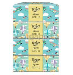 Tender Soft Soft Pack 4x200s