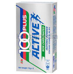 100Plus Active Isotonic Powder 5x15gm