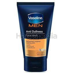 Vaseline Men Face Scrub Anti Dullness 100gm