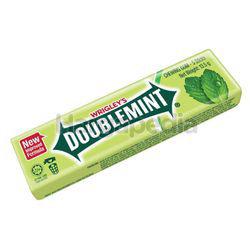 Wrigley's Doublemint Peppermint Stick 13.5gm