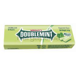 Wrigley's Doublemint Peppermint Pellet 14.6gm