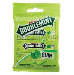Wrigley's Doublemint Peppermint Pellet Multipack 43.8gm