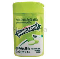 Wrigley's Doublemint Spearmint 12.4gm