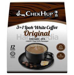 Chek Hup 3in1 White Coffee Original 12x40gm