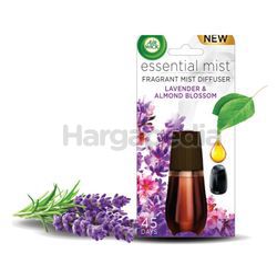Air Wick Fragrance Mist Diffuser Lavender & Almond Blossom Refill 1s