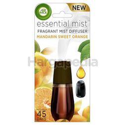 Air Wick Fragrance Mist Diffuser Mandarin & Sweet Orange Refill 1s