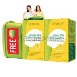 Beauxlim Lemon Mix Fibre Complex 2x(15x15gm)