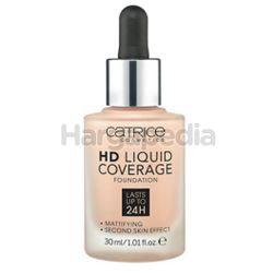 Catrice HD Coverage Liquid Foundation 1s