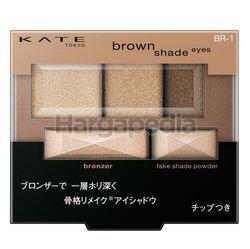 Kate Brown Shade Eyes N 1s