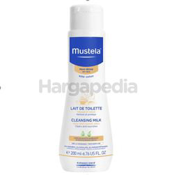 Mustela Cleansing Milk Cleans & Nourishes 200ml