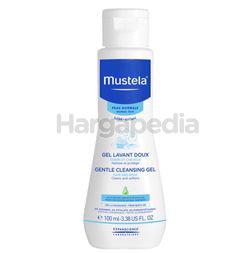 Mustela Gentle Cleansing Gel Cleans & Soften 100ml