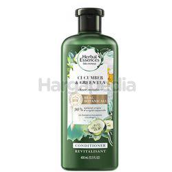 Herbal Essences Bio Renew LightWeight Shine Cucumber & Green Tea Conditioner 400ml