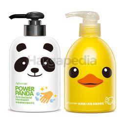 Against 24 Rubber Duck & Power Panda Anti Bacterial Hand Wash 300ml