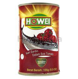 Howei Sardines 155gm
