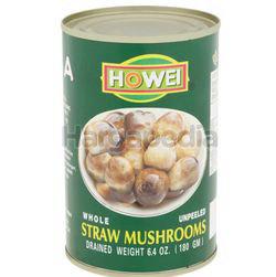 Howei Straw Mushroom 425gm