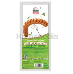 Ayam Dindings Jumbo Original Chicken Frankfurter 800gm