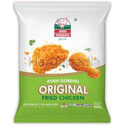 Ayam Dindings Fried Chicken Original 800gm