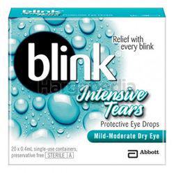 Blink Intensive Tears 20x0.4ml