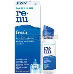 Bausch & Lomb Renu Fresh Multi Purpose Solution 355ml+60ml