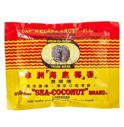 African Sea Coconut Lozenges 6s
