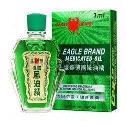 Eagle Brand Medicated Oil 3ml