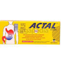 Actal Plus Tablet 20s