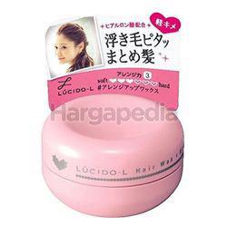 Lucido-L Arrange Fix Hair Wax 60gm