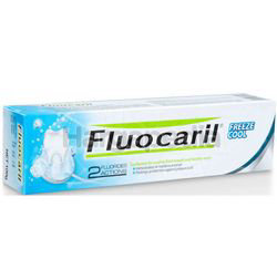 Fluocaril Freeze Cool Toothpaste 100gm