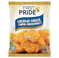 First Pride Cheese Chicken Nugget 420gm