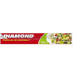 Diamond Cling Wrap 100ft 30m 1s