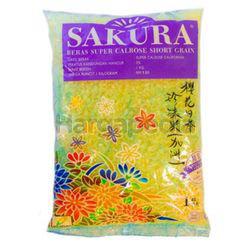 Sakura Japonica Calrose Rice 1kg