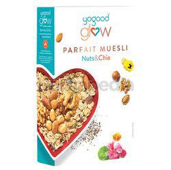 Yogood Glow Parfait Muesli Nuts & Chia 350gm