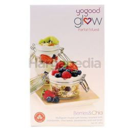 Yogood Glow Parfait Muesli Berries & Chia 350gm