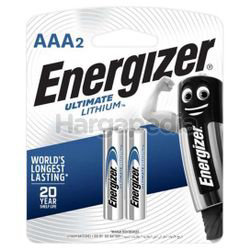 Energizer Ultimate Lithium Battery 2AAA