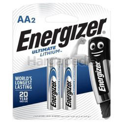 Energizer Ultimate Lithium Battery 2AA