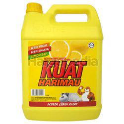 Kuat Harimau Dishwashing Liquid Lemon 5lit