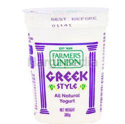 Farmers Union Greek Style Yogurt 200gm
