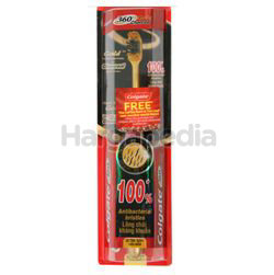Colgate 360 Degree Gold Charcoal Toothbrush 1s